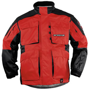 Image of Red Arctiva Mechanized Jacket (Large)
