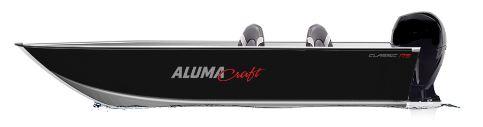 Image of 2021 Alumacraft Classic 165 Tiller