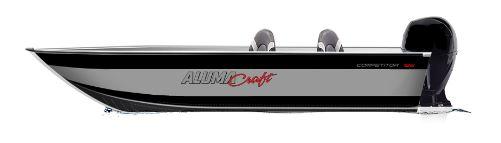 Image of 2021 Alumacraft Competitor 185 Tiller