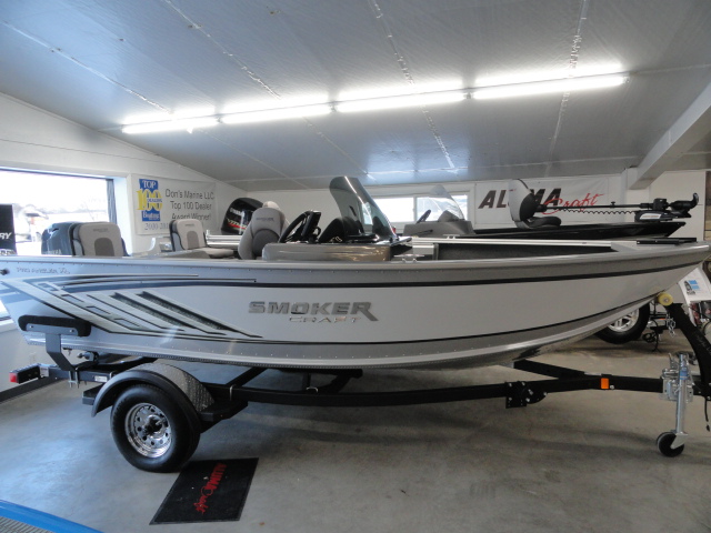 Image of 2019 SmokerCraft 161 Pro Angler XL