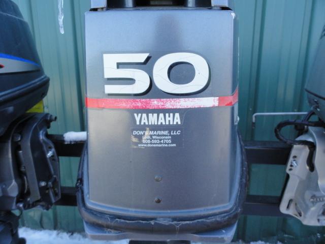 Image of 2001 Yamaha 50hp