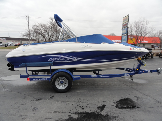 Image of 2005 Rinker Captiva 192