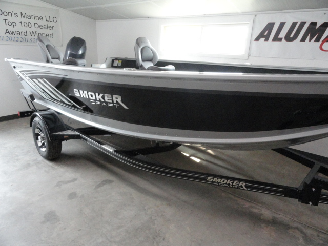 Image of 2019 Smokercraft 160 Adventurer Tiller