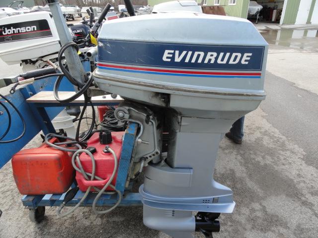 Image of 1983 Evinrude E50TEL