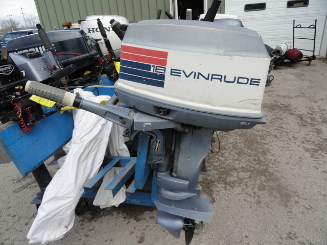 Image of 1973 Evinrude 18HP