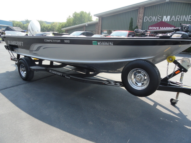 Image of 2014 Alumacraft Competitor 185 Tiller