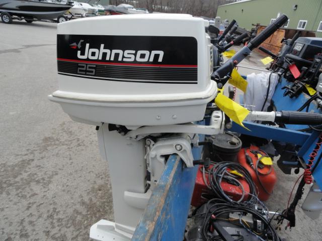 Image of 1990 Johnson 25RLESB