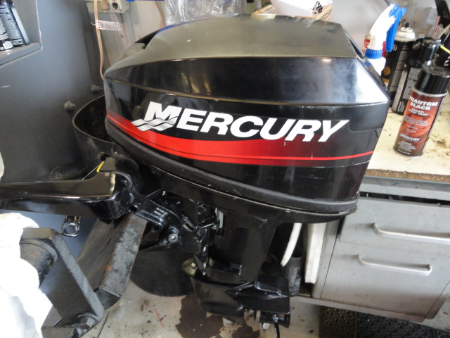 Image of 2004 Mercury 15M