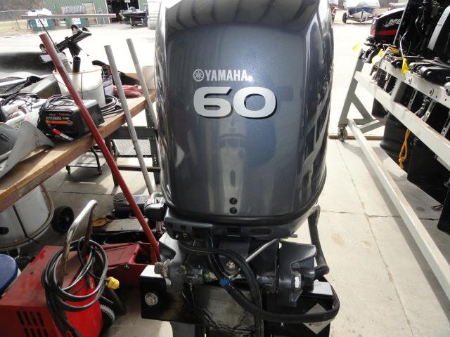 Image of 2008 Yamaha F60TLR