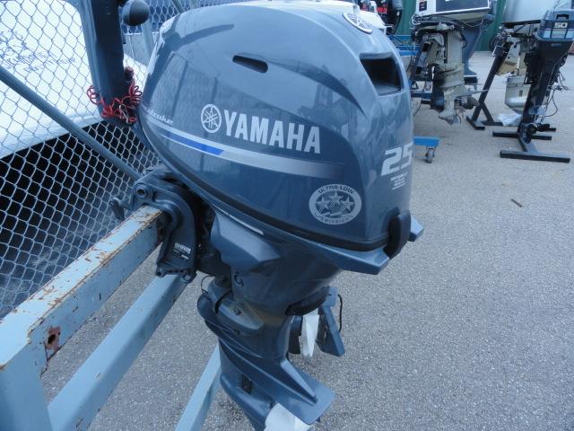 Image of Yamaha F25SMHC Tiller