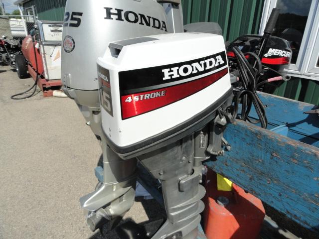 Image of 1999 Honda 15 HP