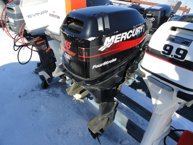 Image of 2004 Mercury 15hp
