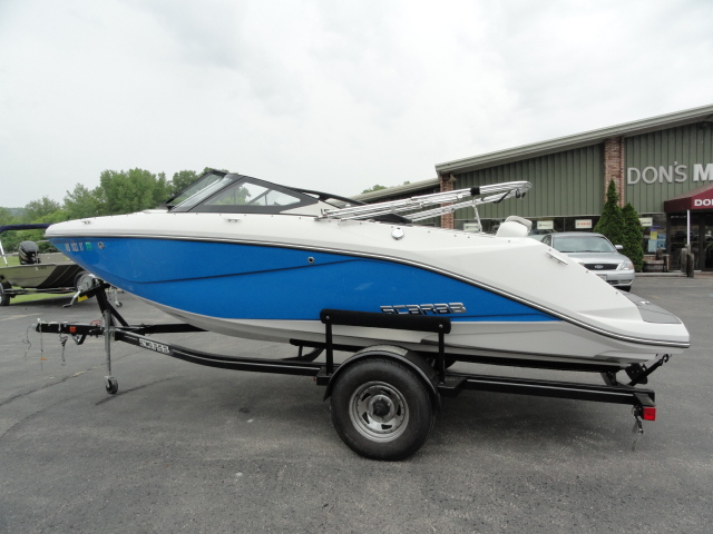 Image of 2014 Scarab 195SB