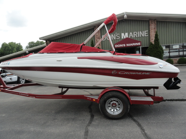 Image of 2009 Crownline  195SS