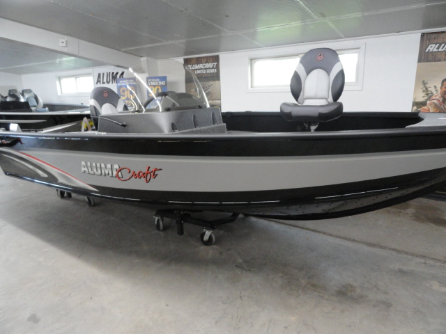 Image of 2018 Alumacraft Competitor 175 CS