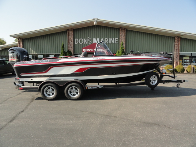 Image of 2017 Skeeter WX2060