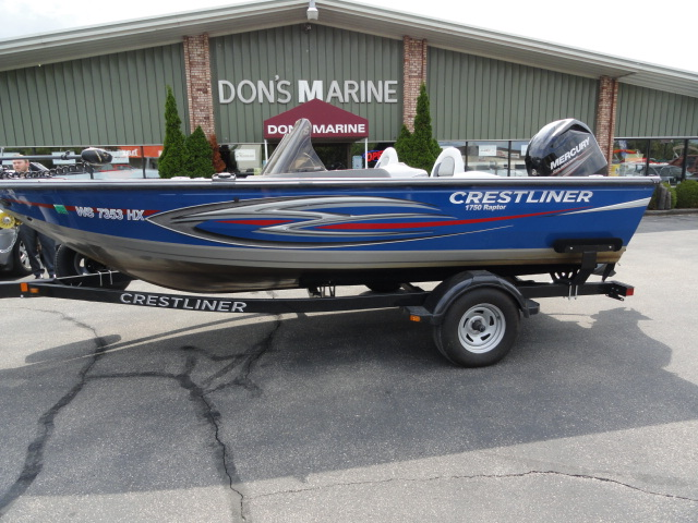 Image of 2013 Crestliner 1750 Rapture SC