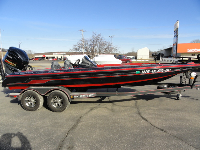 Image of 2018 Skeeter ZX250