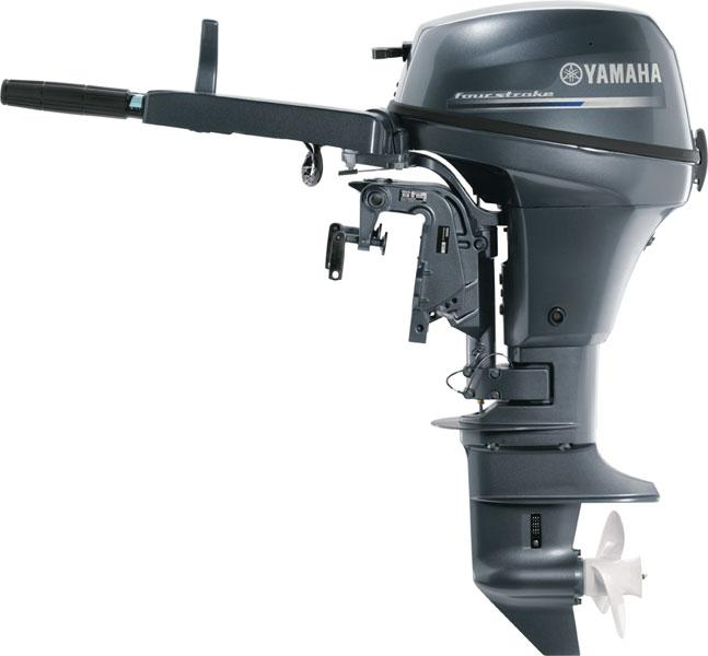 Image of Yamaha 8hp F8CMSH