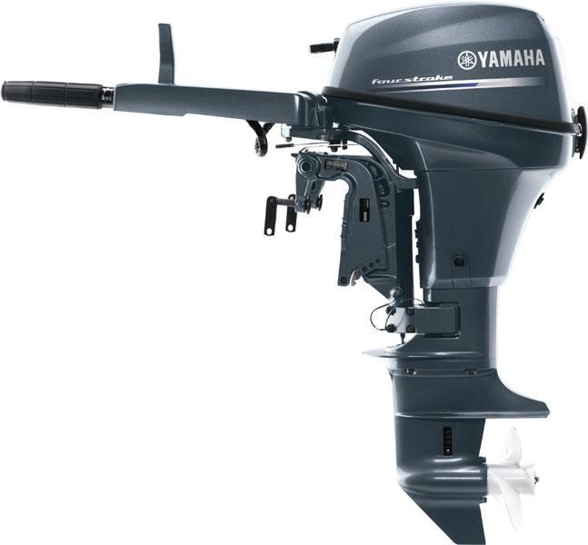 Image of Yamaha 9.9hp F9.9SMHA