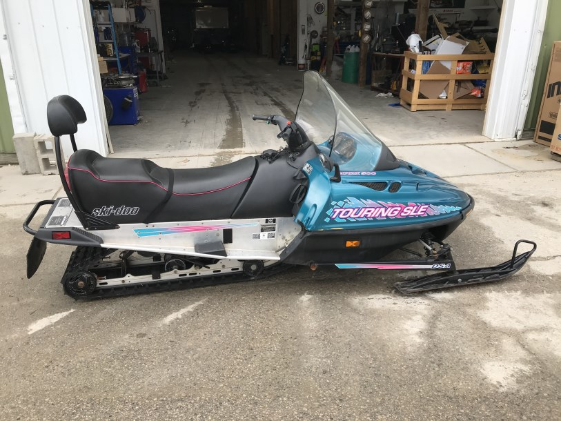 Image of 1995 Ski Doo Touring