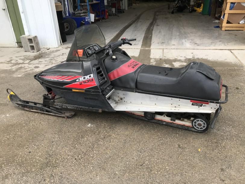 Image of 1987 Polaris Indy 400