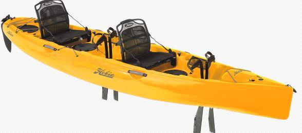 Image of 2018 Hobie Mirage Oasis Kayak