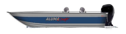 Image of 2021 Alumacraft Competitor 165 Tiller