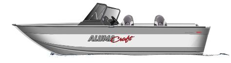 Image of 2021 Alumacraft Edge 185 Sport
