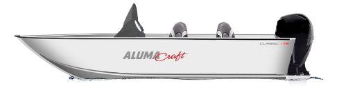 Image of 2021 Alumacraft Classic 165 CS