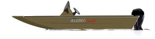 Image of 2021 Alumacraft 1860 AW SC