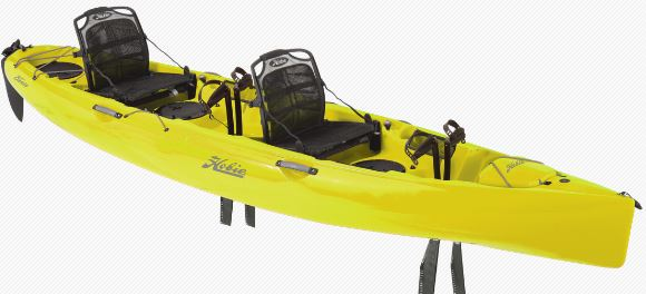 Image of 2018 Hobie Mirage Oasis Kayak