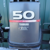 Image of 2001 Yamaha 50hp