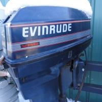 Image of 1990 Evinrude 40Hp