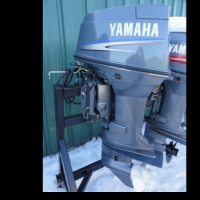 Image of 2009 Yamaha 70HP