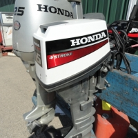Image of 1999 Honda 15 HP
