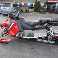 Image of 2015 Polaris 800 Switchback