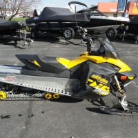 Image of 2010 Ski Doo 600 Etec Renegade