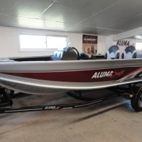 Image of 2018 Alumacraft Competitor 165 CS
