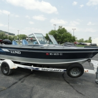 Image of 1993 Lund Tyee 1850