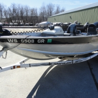 Image of 2004 Alumacraft Navigator 165 CS