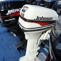 Image of 1997 Johnson 9.9Hp