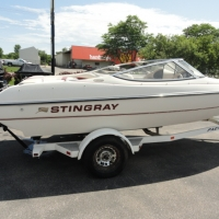 Image of 1997 Stingray 180RS