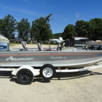 Image of 1994 Alumacraft Dominator CS