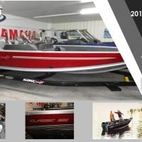 Image of 2019 Alumacraft Classic 165 CS
