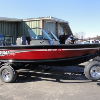 Image of 2017 Alumacraft Competitor 175 Spt