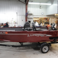 Image of 2019 Lund Fury XL Tiller