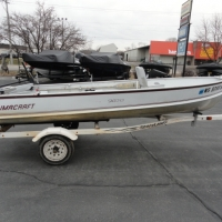 Image of 1998 AlumaCraft T-14S