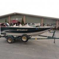 Image of 2003 Sylvan 1600 Expedition