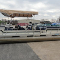 Image of 1985 Sanpan Pontoon